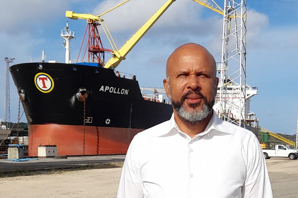 Jurgen Rodrigues - Stories - SMTC Curaçao Traineeships & Courses