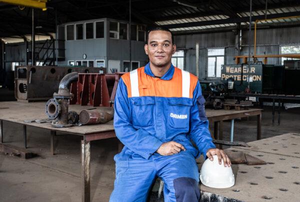 Andrew Regalado - stories - SMTC Curaçao Traineeships & Courses