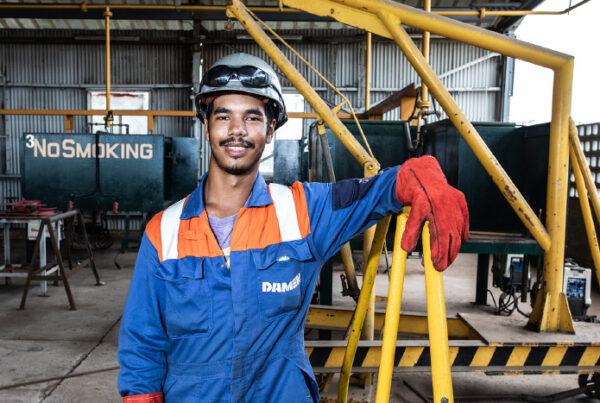 marchello loek - stories - SMTC Curaçao Traineeships & Courses
